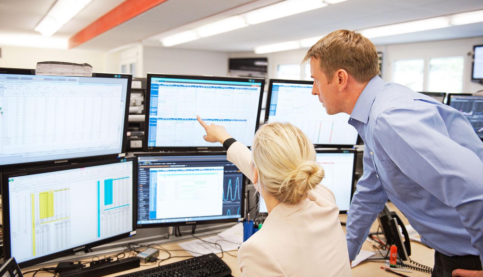 Marktdaten-Hub bei der Axpo Solutions AG