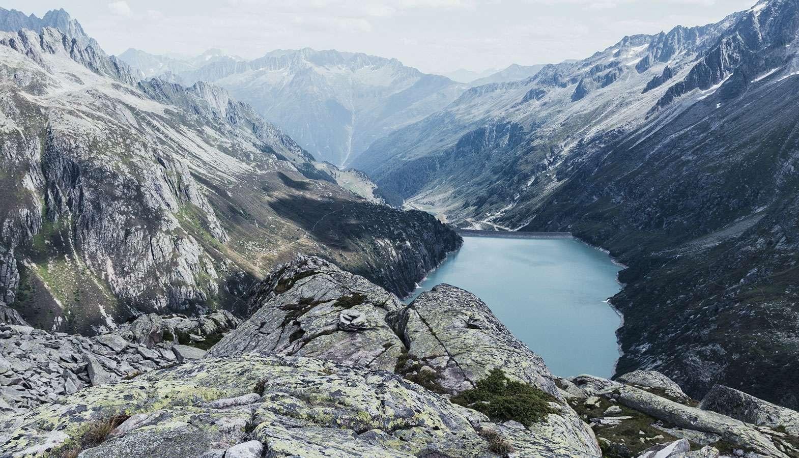 Goeschneralpsee Schweiz