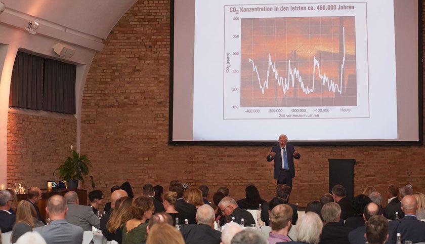 Laudatio bei Preisverleihung des Wirtschaftsclub Karlsruhe